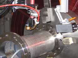 Welding of pipe-pipe and pipe-flange